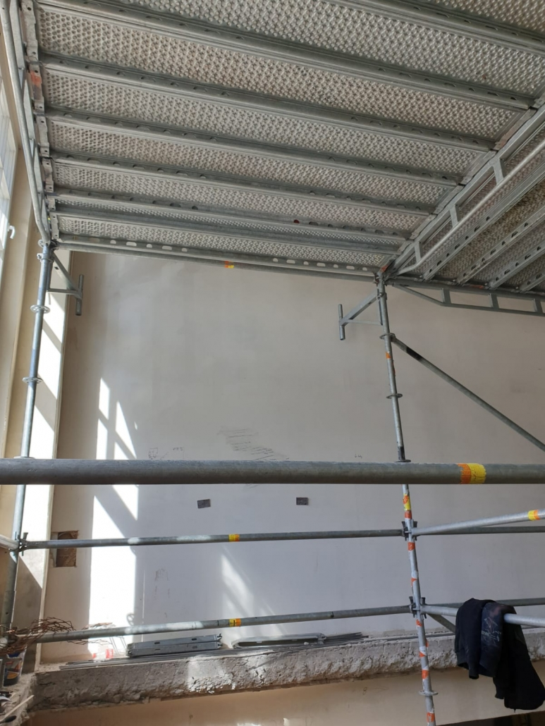 Kimi-Gerüstbau-Innengerüste-Trockenbau-Heidi-Kabel-Platz-Pro-Constructa-Bild-3