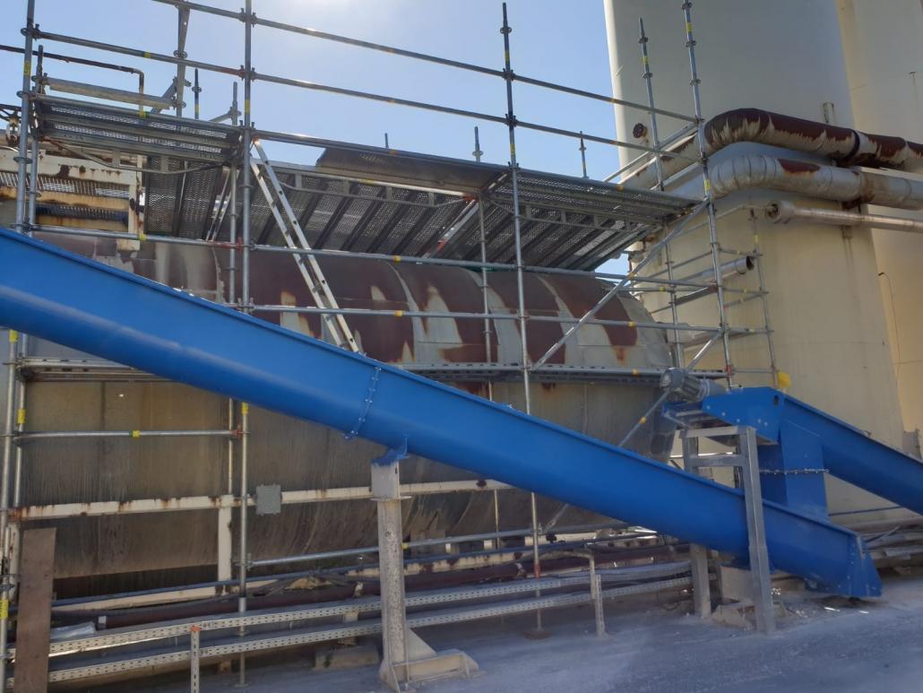 Kimi-Gerüstbau-Trockenbau-Industriegerüst-Wedel-Industriestrasse-Xella-Ytong-Bild-1