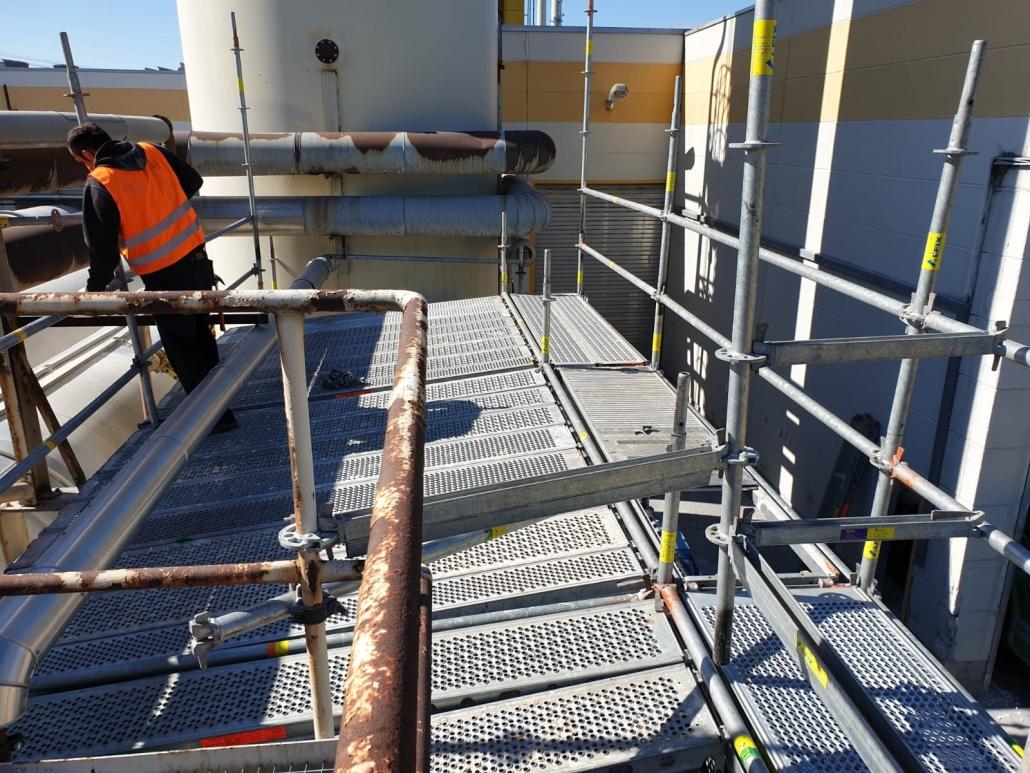 Kimi-Gerüstbau-Trockenbau-Industriegerüst-Wedel-Industriestrasse-Xella-Ytong-Bild-4