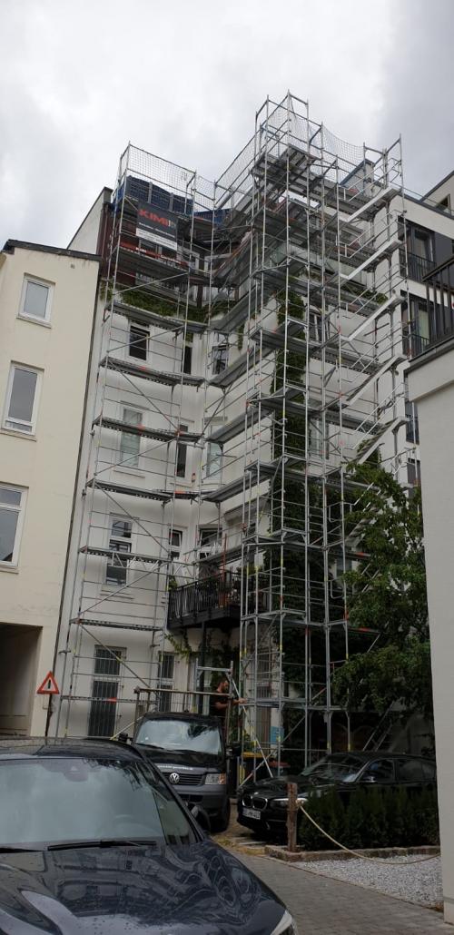 Kimi-Gerüstbau-Trockenbau-Fassadengerüst-Hamburg-Eppendorfer-Landstrasse-DISA-Hausverwaltung-Bild-4