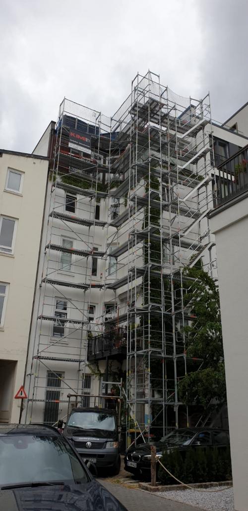 Kimi-Gerüstbau-Trockenbau-Fassadengerüst-Hamburg-Eppendorfer-Landstrasse-DISA-Hausverwaltung-Bild-7