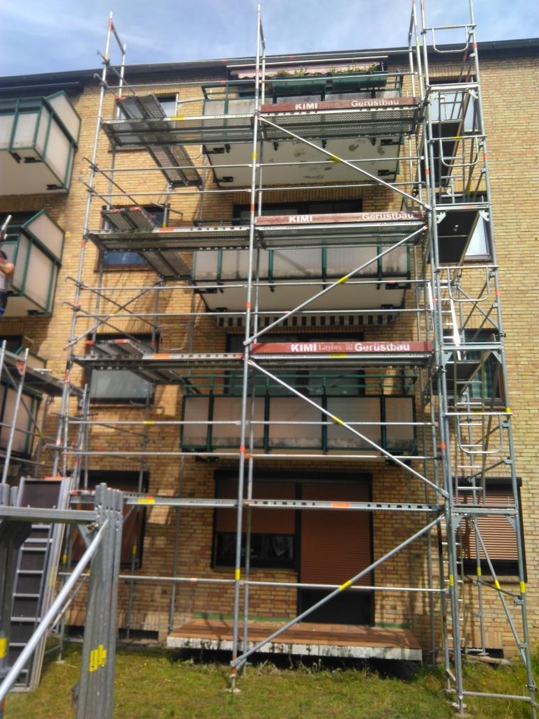 Kimi-Gerüstbau-Trockenbau-Fassadengerüst-Wedel-Architekt-Jenssen-Bild-3