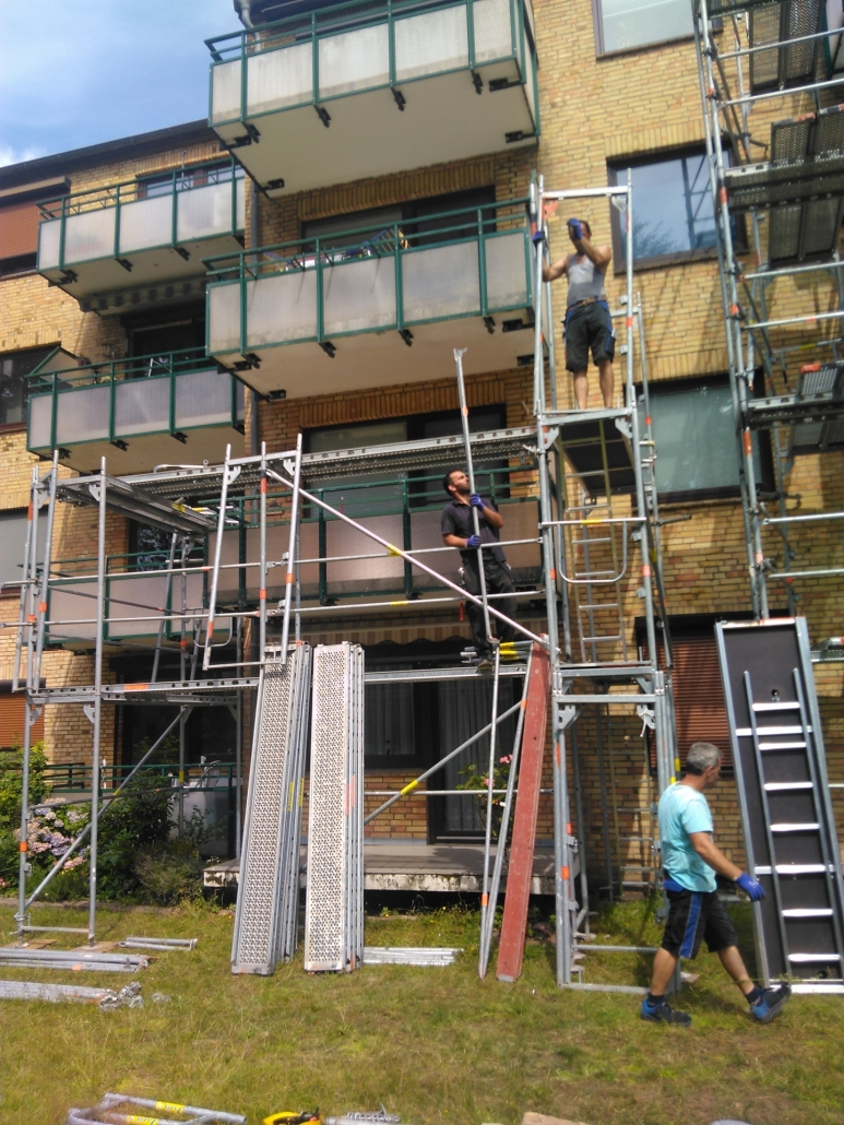 Kimi-Gerüstbau-Trockenbau-Fassadengerüst-Wedel-Architekt-Jenssen-Bild-5