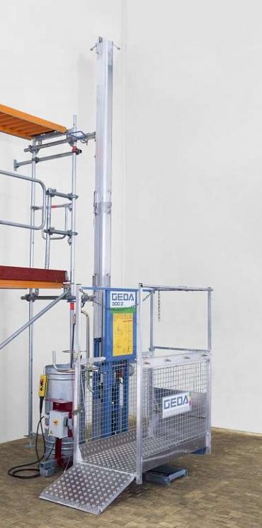 Kimi-Gerüstbau-Trockenbau-Geda-Lift-200-kg-32-Meter-Höhe