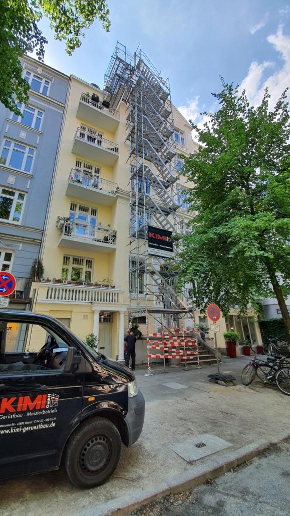 Kimi-Gerüstbau-Trockenbau-Fassadengerüst-Wedel-Uetersen-Hamburg-Hegestieg-Bild-1